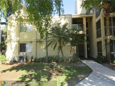 Tamarac FL Condo/Townhouse Sold: $93,000