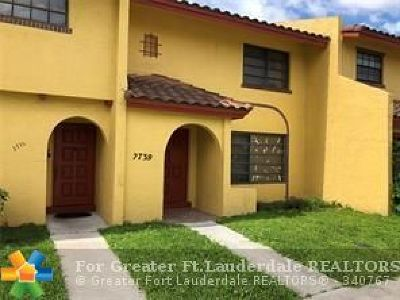 Lauderdale Lakes FL Rental For Rent: $1,500