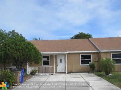 Pompano Beach FL Condo/Townhouse Sold: $135,000
