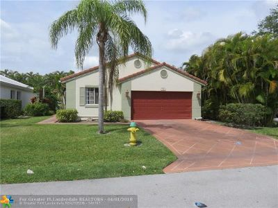 Deerfield Beach FL Single Family Home Sold: $324,900