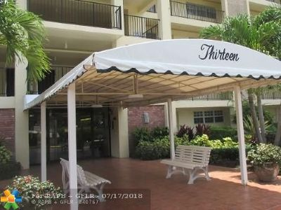 Pompano Beach FL Condo/Townhouse Sold: $109,900