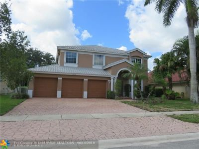 Boca Raton FL Single Family Home Pending Sale: $415,000