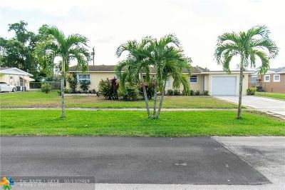 Plantation FL Single Family Home Sold: $348,800