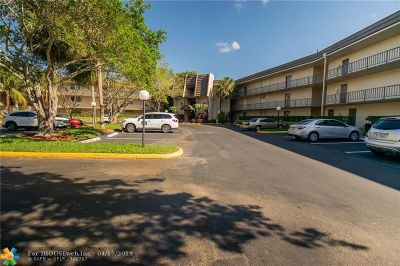 Tamarac FL Condo/Townhouse Sold: $90,000