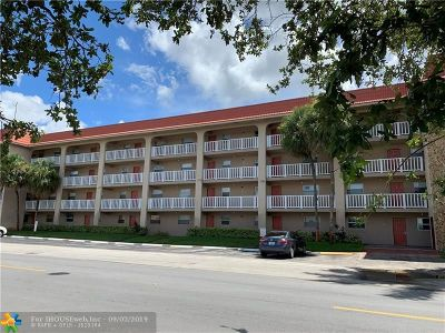 Condo/Townhouse Backup Contract-Call LA: 1700 NW 58th Ter #2H