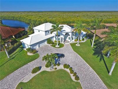 Cape Coral FL Single Family Home For Sale: $1,995,000