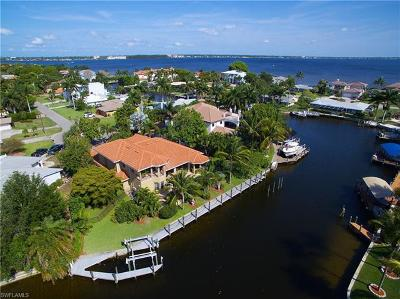 Fort Myers FL Single Family Home For Sale: $1,325,000