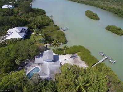 Captiva FL Single Family Home For Sale: $1,875,000