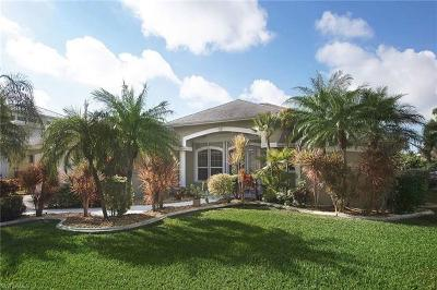 Cape Coral FL Single Family Home For Sale: $524,000