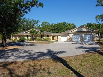 Fort Myers FL Single Family Home For Sale: $749,000