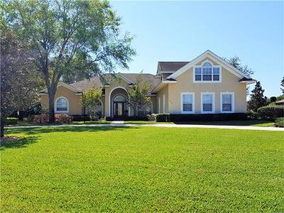 Single Family Home For Sale: 3304 Eagles Trace
