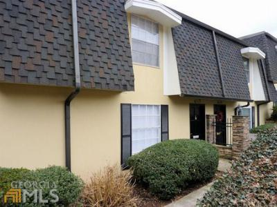 Atlanta GA Condo/Townhouse Sold: $118,777