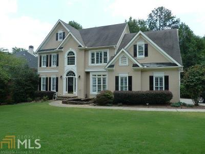 Alpharetta GA Single Family Home Sold: $404,777