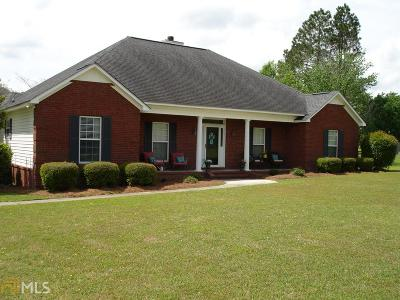 Statesboro GA Single Family Home For Sale: $244,900