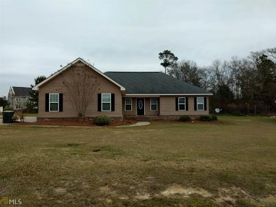 Statesboro GA Rental New: $1,800
