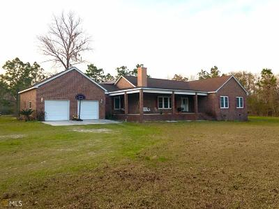 Single Family Home For Sale: 1979 Old Groveland Rd