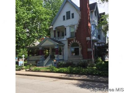 Taylorville IL Commercial For Sale: $599,000