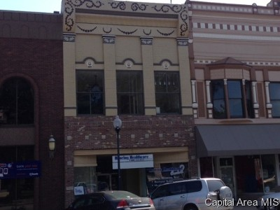 Taylorville IL Commercial For Sale: $84,000