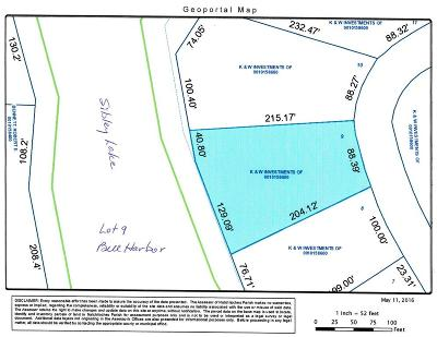 Residential Lots & Land For Sale: Lot 9 Cele Cook Drive