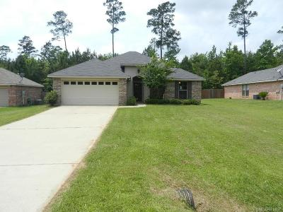 Greenwood LA Single Family Home For Sale: $184,000