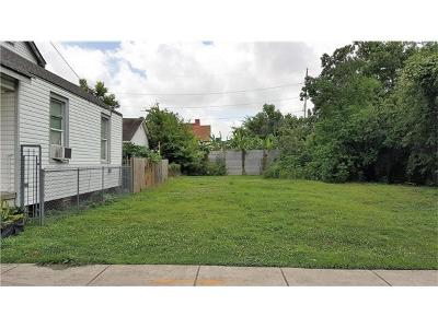 New Orleans LA Residential Lots & Land For Sale: $39,000