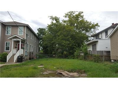 New Orleans LA Residential Lots & Land For Sale: $15,000