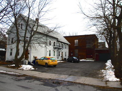 Pittsfield MA Multi Family Home For Sale: $149,900