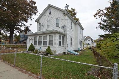 Boston MA Single Family Home Under Agreement: $250,000