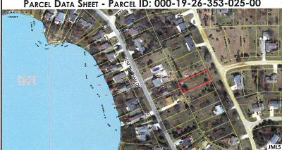 Brooklyn MI Residential Lots & Land For Sale: $12,500