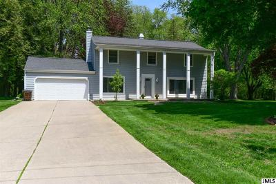 Jackson MI Single Family Home For Sale: $214,900