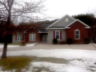 Marinette WI Single Family Home For Sale: $309,000