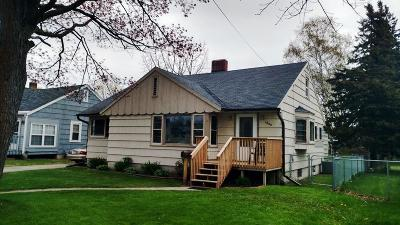 Marinette WI Single Family Home Pending: $79,900