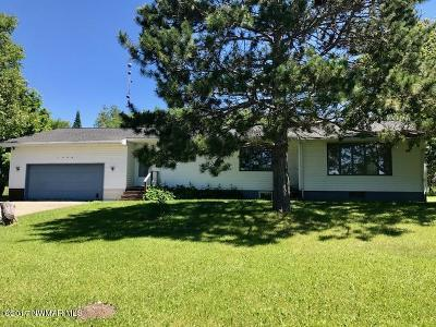 Bemidji MN Single Family Home Pending: $101,200
