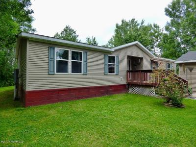 Laporte MN Single Family Home Pending: $154,900