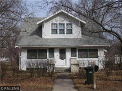 Long Prairie MN Single Family Home Sold: $56,500
