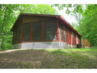Burtrum MN Single Family Home Sold: $169,999