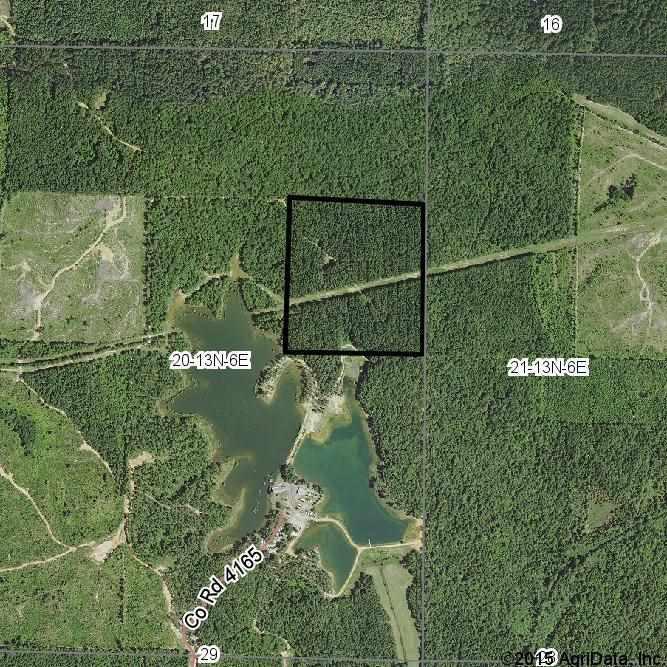 Listing: County Rd 4167, Sallis, MS.