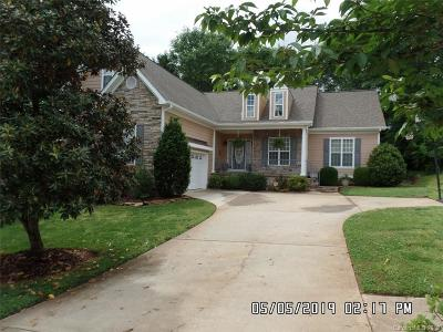 Single Family Home For Sale: 1343 Moonshadow Lane