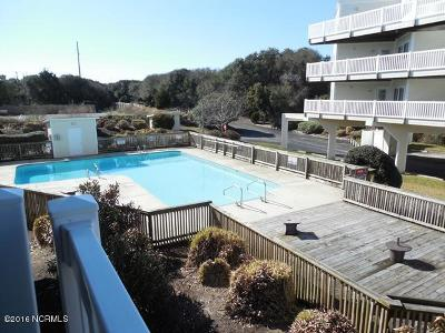 Pine Knoll Shores NC Condo/Townhouse For Sale: $179,900