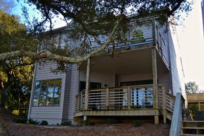 Pine Knoll Shores NC Condo/Townhouse For Sale: $400,000