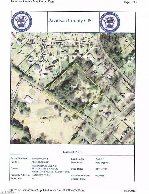 Property photo for Landscaping rocks winston salem nc