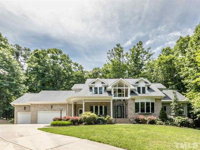 Single Family Home For Sale: 630 Olde Thompson Creek
