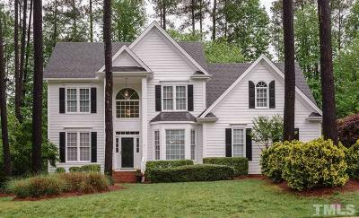 Holly Springs NC Single Family Home Sold: $340,000