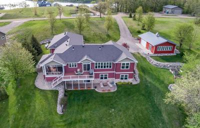 Audubon MN Single Family Home For Sale: $715,000
