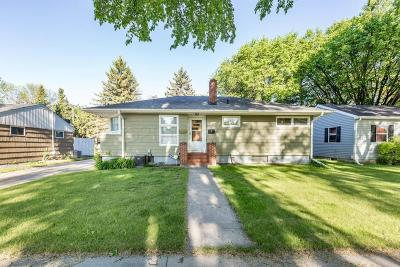 Moorhead MN Single Family Home For Sale: $184,900