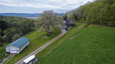 Single Family Home Sold: 9192 Schwab Hollow Road