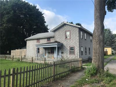 Dansville NY Multi Family 2-4 A-Active: $39,900