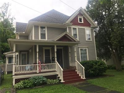 Single Family Home For Sale: 6 Scott Street