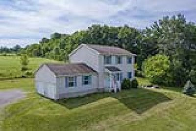 Conesus NY Single Family Home Pending: $225,000