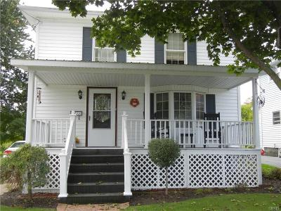 Lowville NY Single Family Home Sold: $155,000
